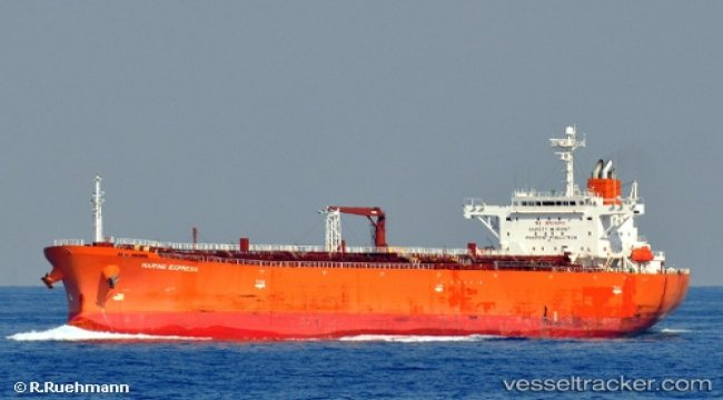 Tanker continues to be missing
