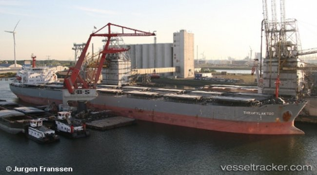 Guangzhou Salvage to refloat bulkcarrier
