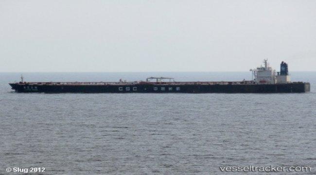 Louisiana port loads second supertanker for U.S. crude export
