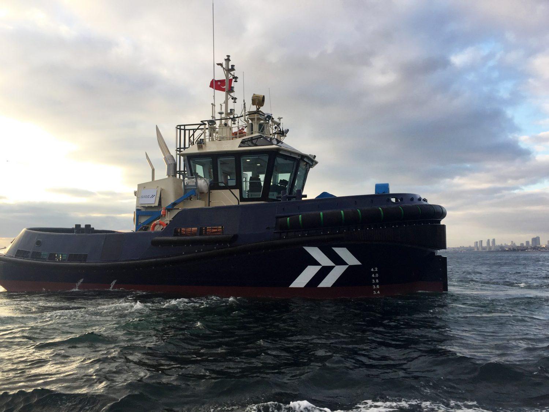 Sanmar Shipyards deliversnew Tugboats to Abu Dhabi Ports