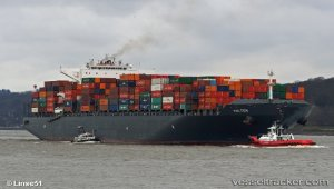 At least 10 containers recovered