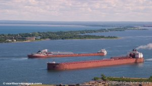 Commercial Shipping Season Underway in Twin Ports
