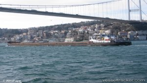 """""""Oltenitsa"""" had engine damage off Istanbul"""