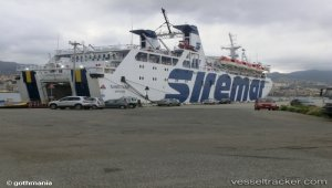 Ferry returned to service