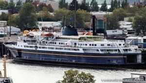 Fery leaves Alaska after 55 years