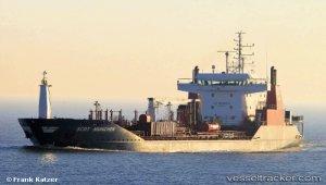 Pirate attack on tanker off Bonny