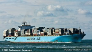 """Maersk Kiel"" experienced technical failure off Yalova, Turkey"