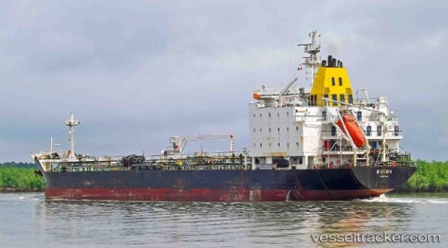 Tanker attacked off Nigeria