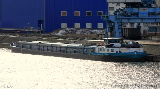 Wheelhouse crushed in accident