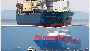 World's largest container ship, Cosco Shipping Leo, collided and almost sinking with 150 onboard