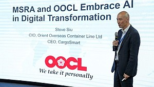 OOCL, MSRA to apply artificial intelligence to digitisation