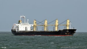 Bulkcarrier detained in Chittagong