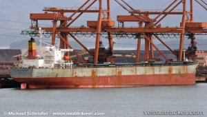 Repairs of 'Panamax Alexander' may cost considerable time
