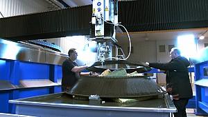 Waterjet Technology solves future Rocket Science