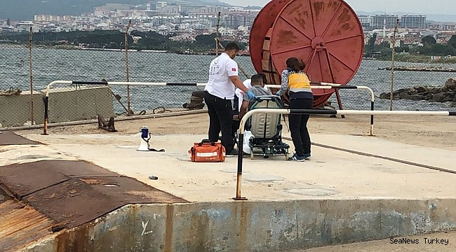 Breathtaking ISPS Exercise at Turkey'sÇanakkale Kepez Port
