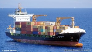 Container ship intercepted for drug smuggling