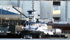 Report: Fatigue caused grounding of tug