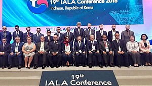 Turkey Re-Elected to IALA Council