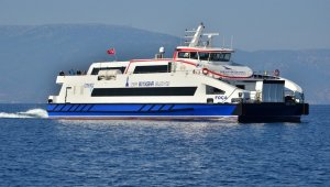 İzmir-Foça ferry services to begin