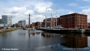 Construction work begins on Liverpool's new cruise terminal