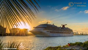 Cruise ship diverted due to tropical storm