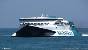 Ferry grounded off San Antonio Port