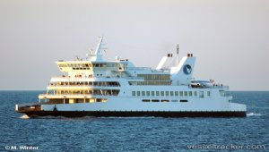 Ferry sunk as artificial reef