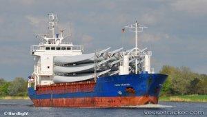 Flettner ship started trials