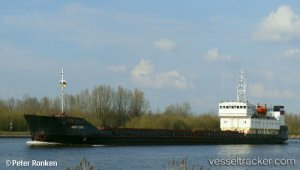Grounding on Volga-Caspian Sea Canal