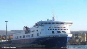 Gutted ferry changed berth