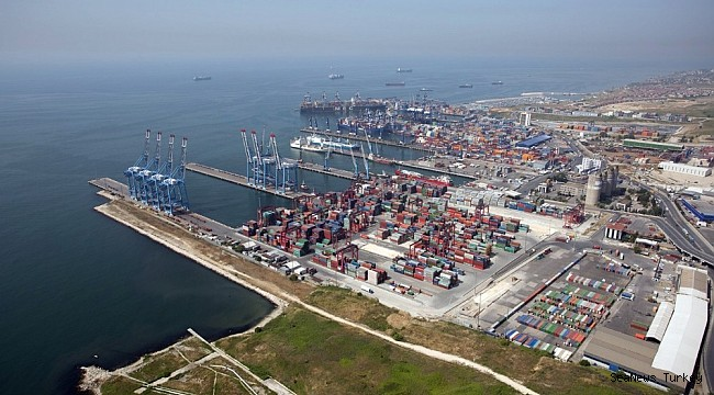 Turkish ports grew 18 percent in the first quarter of 2018 on TEU basis