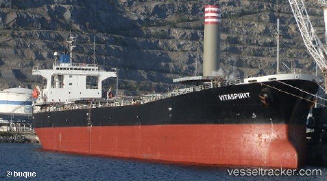 Vitaspirit towed from Istanbul to Tuzla
