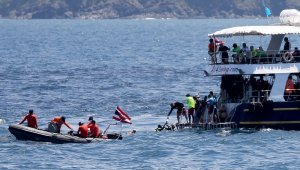 41 lost lives in boat disaster in Thailand's Phuket Island