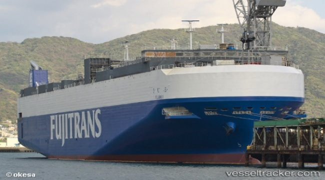 New vessel, built at Mitsubishi Shipbuilding Co., Ltd. for Fujitrans Corporation is now in service