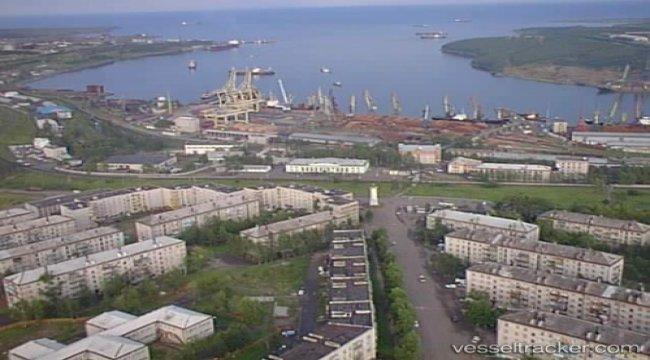 port trading kholmsk)