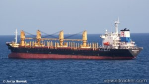 Bulkcarrier detained in Lorient
