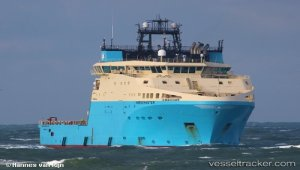 Maersk Supply Service completes tow of semi-submersible