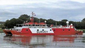Maintenance And Repair For 'FUGRO Mercator' At Damen Shiprepair Harlingen