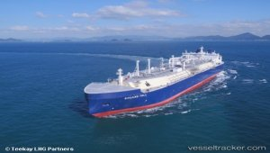 NOVATEK shipped first LNG cargos to China