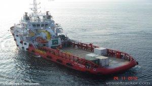 Riot aboard humanitarian aid ship