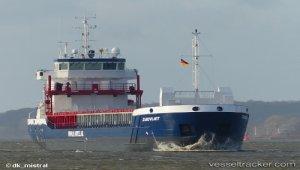 Russian Coastguard detained ship