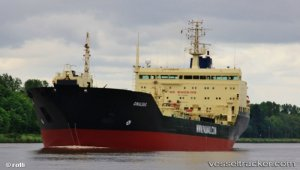 Tanker may be released from arrest