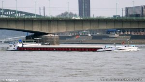 Tug and yacht sank on Oude Maas