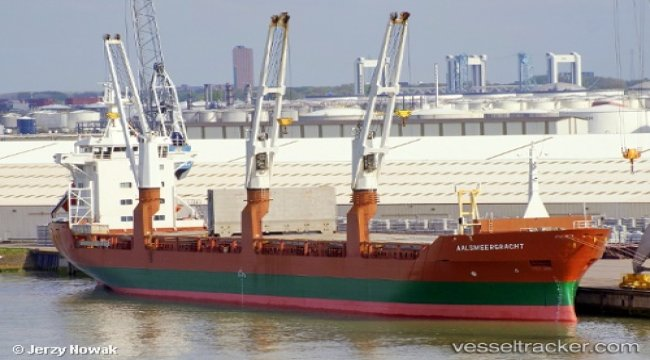 Sailing ban on arrested ship lifted