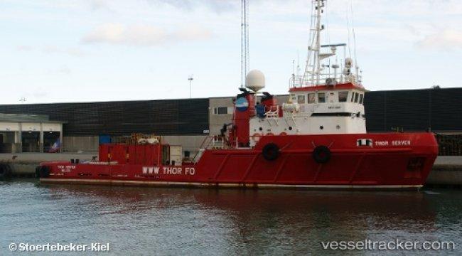 Seized tug sank in Cádiz