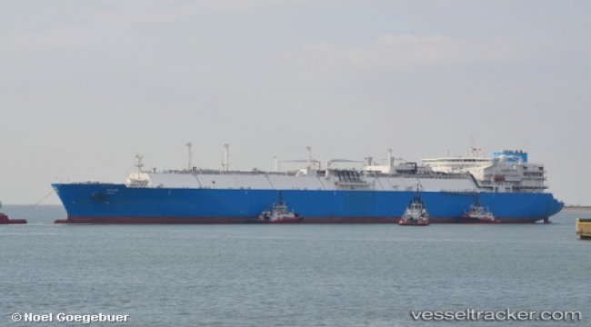 Sovcomflot's Pskov loads first cargo from Yamal LNG second train