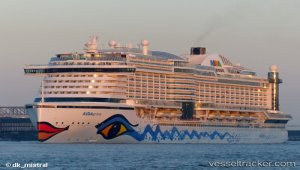 AIDAPrima cancels cruise due to azipod trouble