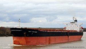 Armed robbery against ship at Muara Berau anchorage, Indonesia