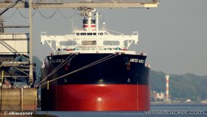 Bulkcarrier victim of Trump policy