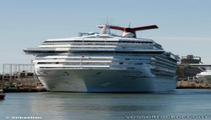 Carnival Triumph to Undergo $200 Million Dry Dock Overhaul